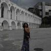 Ann Urmann At Lapa Bridge