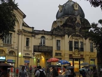 Praca Mercado Municipal