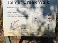 Tolmer Creek Trail