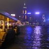 Hong Kong Waterfront - Night View