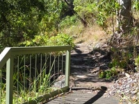 Wangi Falls Loop Trail