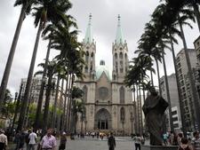 Sao Paulo Catedral Metropolitana