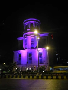 Cafe Mangii Night View - Powai - Mumbai