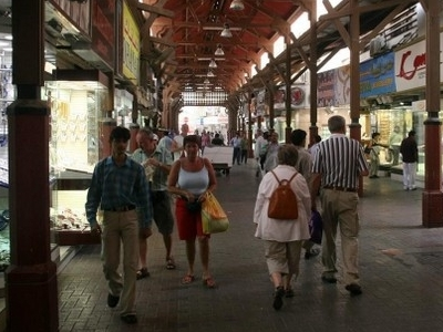 Dubai Gold Souk