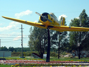 Dunnville Airport