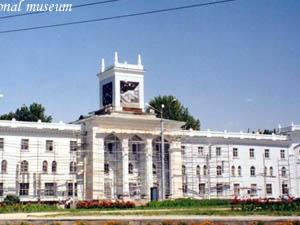 Museu Nacional do Tadjiquistão