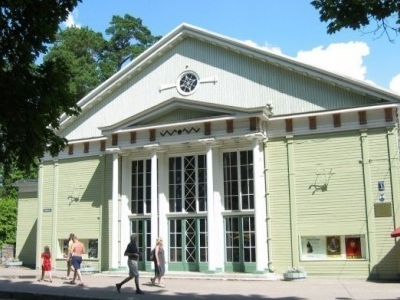 Dzintari concert hall