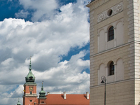 Warsaw Castle Square