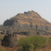 Daulatabad Fort Distant View
