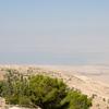 Dead Sea From Mt Nebo