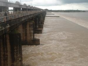 Dowleswaram Barrage
