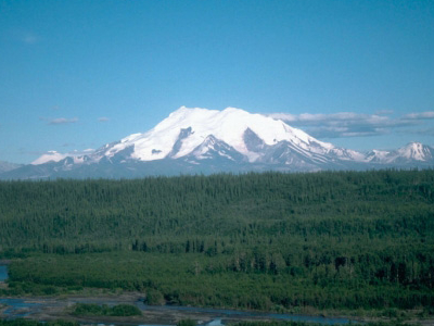 Mount Drum