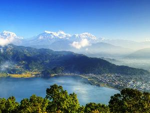 Kathmandu and Pokhara - Nepal Package Tour ( Package No. : Iha-002 )- 6 Days Photos