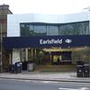 Earlsfield Railway Station