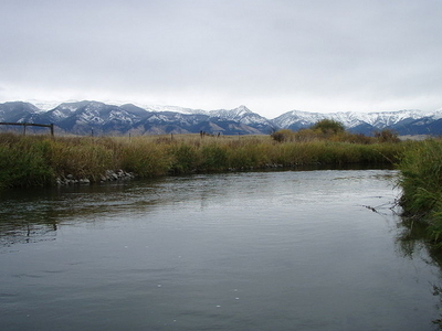 East Gallatin River