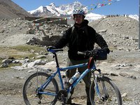 Tibet Cycling Tour Packages