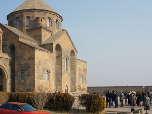Mother Cathedral of Holy Etchmiadzin and  Zvartnots Cathedral Photos