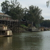 Echuca Docks Stevage
