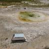 Economic Geyser Crater - Yellowstone - USA