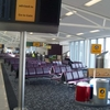 Edinburgh Airport Gate Lounge