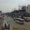 End Of MRT-3 In North Avenue
