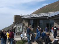 The Eielson Visitor Center