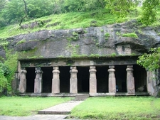 Elephanta Main Cave Entrance