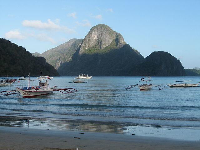 El Nido, Palawan Holiday Photos