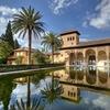 El Partal - La Alhambra De Granada - Andalusia Spain