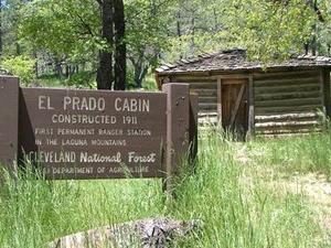 El Prado Group Campground
