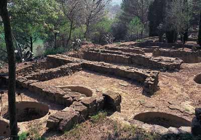 El Puig De Sant Andreu Iberian Settlement