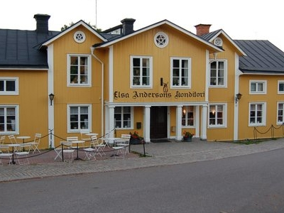 Elsa Anderson Bakery Norberg