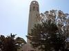 Entering Coit Tower - San Francisco CA