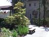 Entrance To Carl S. English Jr. Botanical Garden