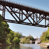 Erie Canal R R Bridge
