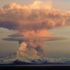 Eruption Cloud From Redoubt Volcano