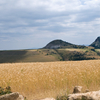 Landscape In Lozere Languedoc-Roussillon