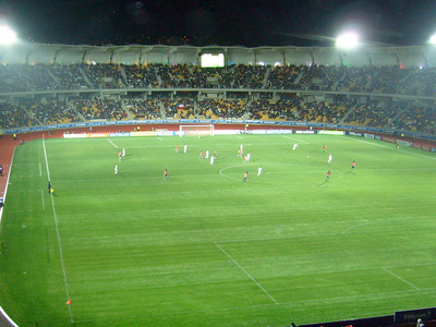 Estadio Municipal Francisco Sanchez Rumoroso