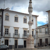 Central Square Of Estremoz