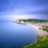 Etretat Bay Beach - Normandie