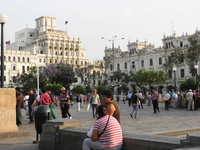 Plaza San Martín