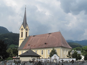 Evangelical Church Bad Goisern