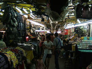 Evening Flower Market And Patpong Photos