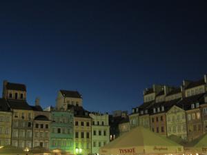 Evening Warsaw Photos