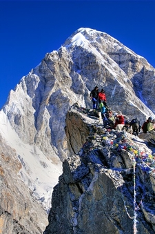 Everest Base Camp - Kalapatthar Base Camp - Sagarmatha NP