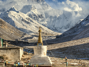 Kathmandu to Lhasa Overland Tour with Everest Photos