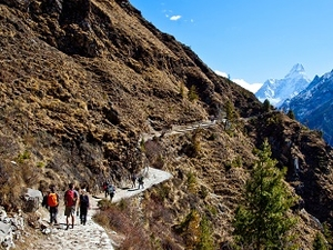 Everest Base Camp Kalapathar Trek