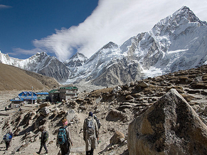 Everest Base Camp Trek In Reasonable Price Photos