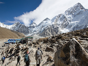 Everest Base Camp Overland Tour Photos