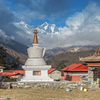 Everest Namche Bazaar - Nepal